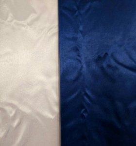 Ткань (использовали для оформления на свадьбу)