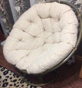 Кресло качалка papasan