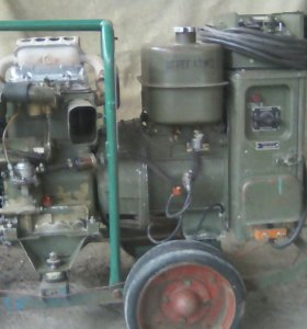 Генератор Армейский АБ-4Т/230М От 4-х до 8-ми кВт.