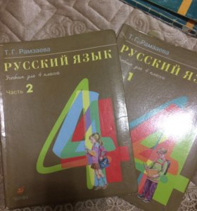 Книга русского языка 2 части