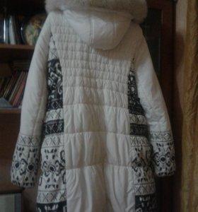 Зимние пальто для беременных