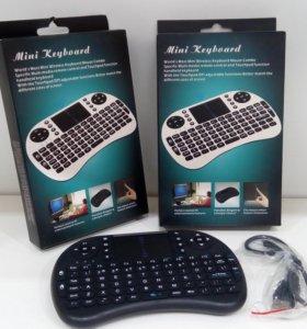 Беспроводная мини-клавиатура,пульт для ПК, Android