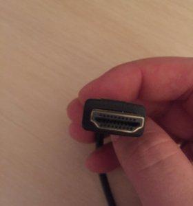 Переходник VGA - HDMI