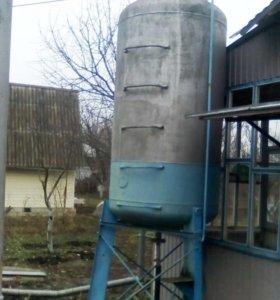 Бочка для питьевой воды 3 кубометра или обмен Торг