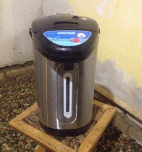 Электрический чайник с функцией термоса