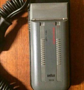 Бритва Braun 1013 с триммером
