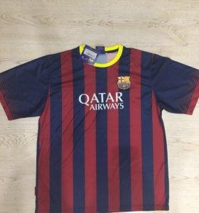 Футболка Qatar airways