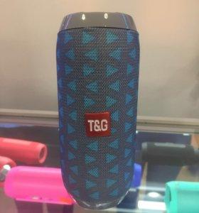 Колонка Bluetooth T&G 117