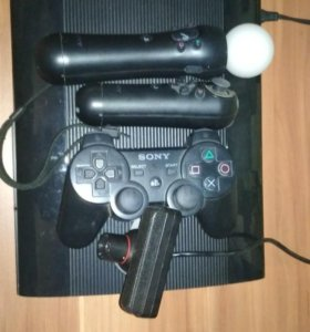 Sony play station 3 super slim