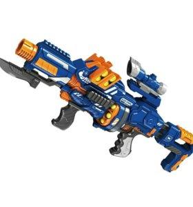 Бластер Blaze Storm ружье с прицелом