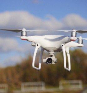 Фото и Видео Аэросъемка Phantom 4