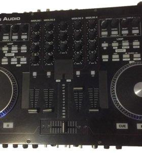 Контроллер American Audio VMS 4.1 DJ Controller