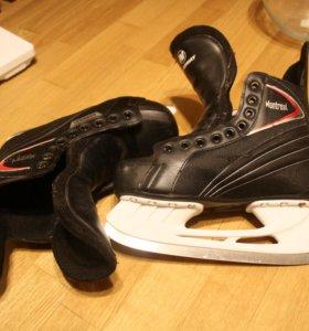 Коньки хоккейные Nordway размер 40