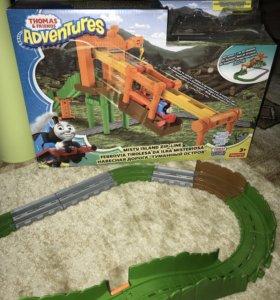 Томас и его друзья «Переправа на туманном острове»