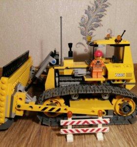 Lego city 7685 Бульдозер Lego Creator 4915