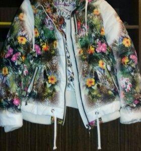 Продам куртку 50-52
