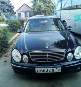 Мерседес w211 дизель