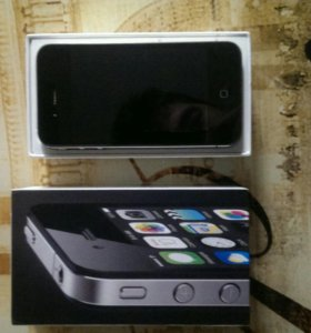 IPhone 4 8gb black