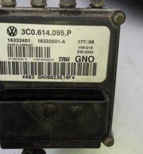 Volkswagen passat B6 3C0.614.095.P блок абс