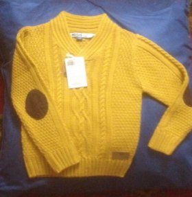 Новый свитер р 110