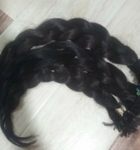 Волосы натуральные для добавки