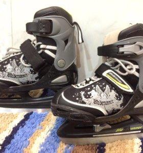 Коньки 30-33 хоккейные для мальчика
