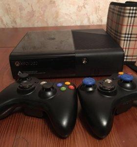 Xbox 360 500gb прошитый lt+3.0
