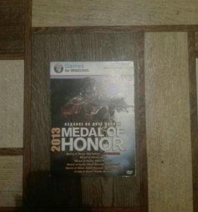 Диск игры MEDAL OF HONOR