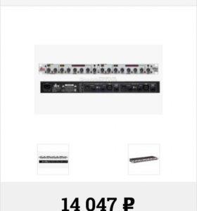 Компрессор для обработки звука DBX 166XS