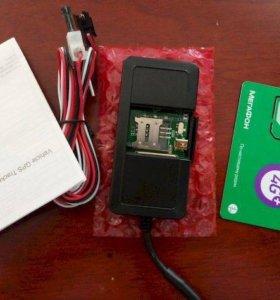 GPS-маячек для слежения за любой машиной