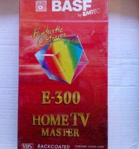 Чистые видеокассеты VHS