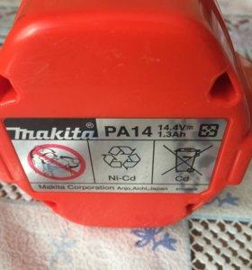 Аккумулятор Makita PA14 для шуруповерта