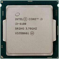 Процессор i3 6100