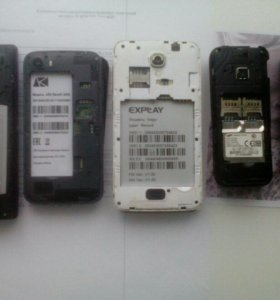 Отдам телефоны под восстановлени или на запчасти