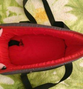 Новая сумка для собачек мелкой породы