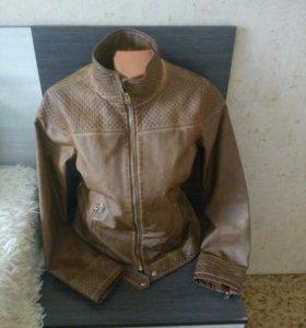 Куртка ЭКО кожа OSTIN