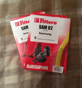 Filtero SAM 02