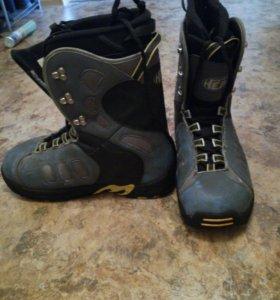 Ботинки для сноуборда Heat