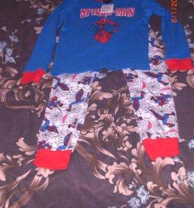 Пижама детская новая