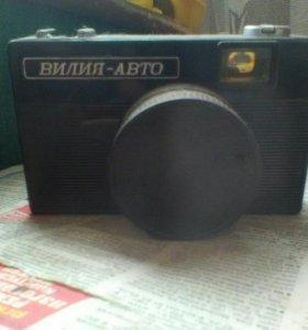 Продам фотоапарат Вилия Авто.