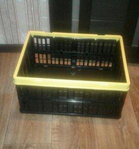 Ящик складной