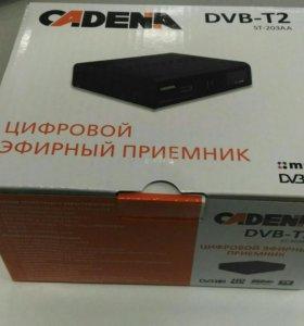 Приставка для цифрового тв dvb-t2.