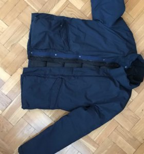 Очень тёплая мужская куртка