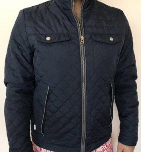Мужская куртка тёплая