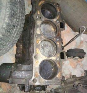 Блок двигателя 21093