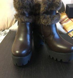 Классные ботиночки, размер 36