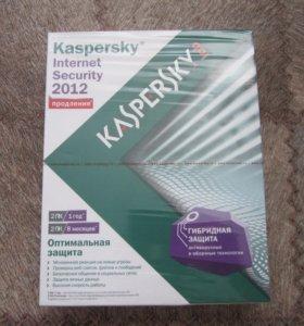 НОВОЕ касперский Kaspersky Internet Security