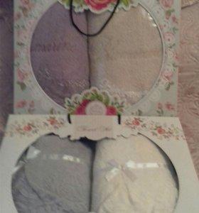 Полотенца в подарочной упаковке