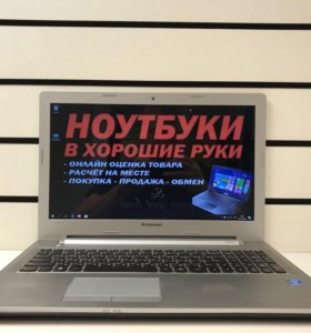 Full hd.Ноутбук Lenovo Z50-70 mod.20354