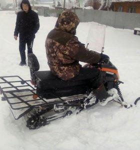 Снегоход WS200SN